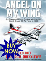 Angel on my Wing by Richard Lewis