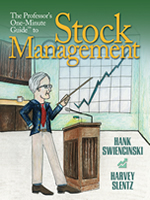 The Professors One-Minute guide to Stock Management