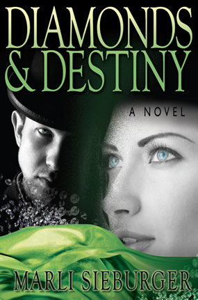 Diamonds & Destiny by Marli Sieburger - book cover art